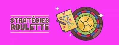 stratégies roulette